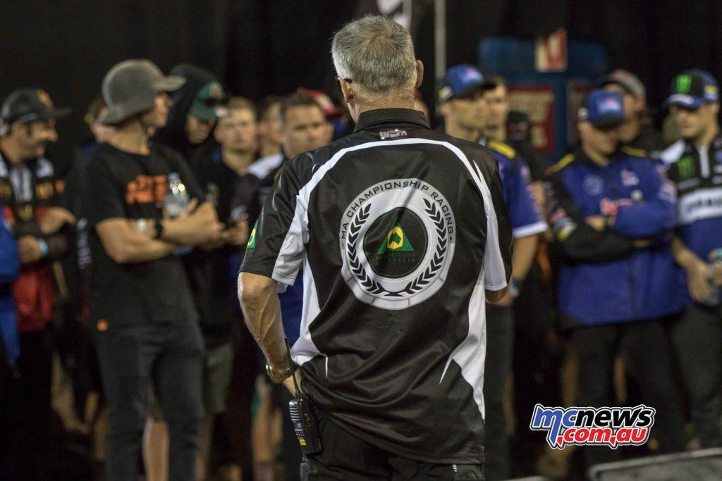 Australian Supercross Rnd Brisbane KevinWilliams