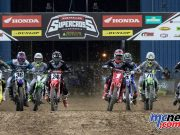 Australian Supercross Rnd Brisbane SX Start Cover