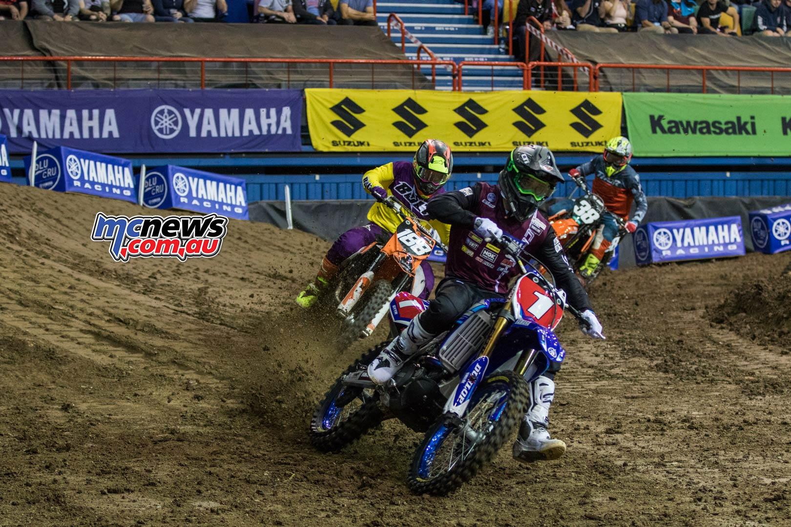Australian Supercross Rnd Brisbane WilsonPack