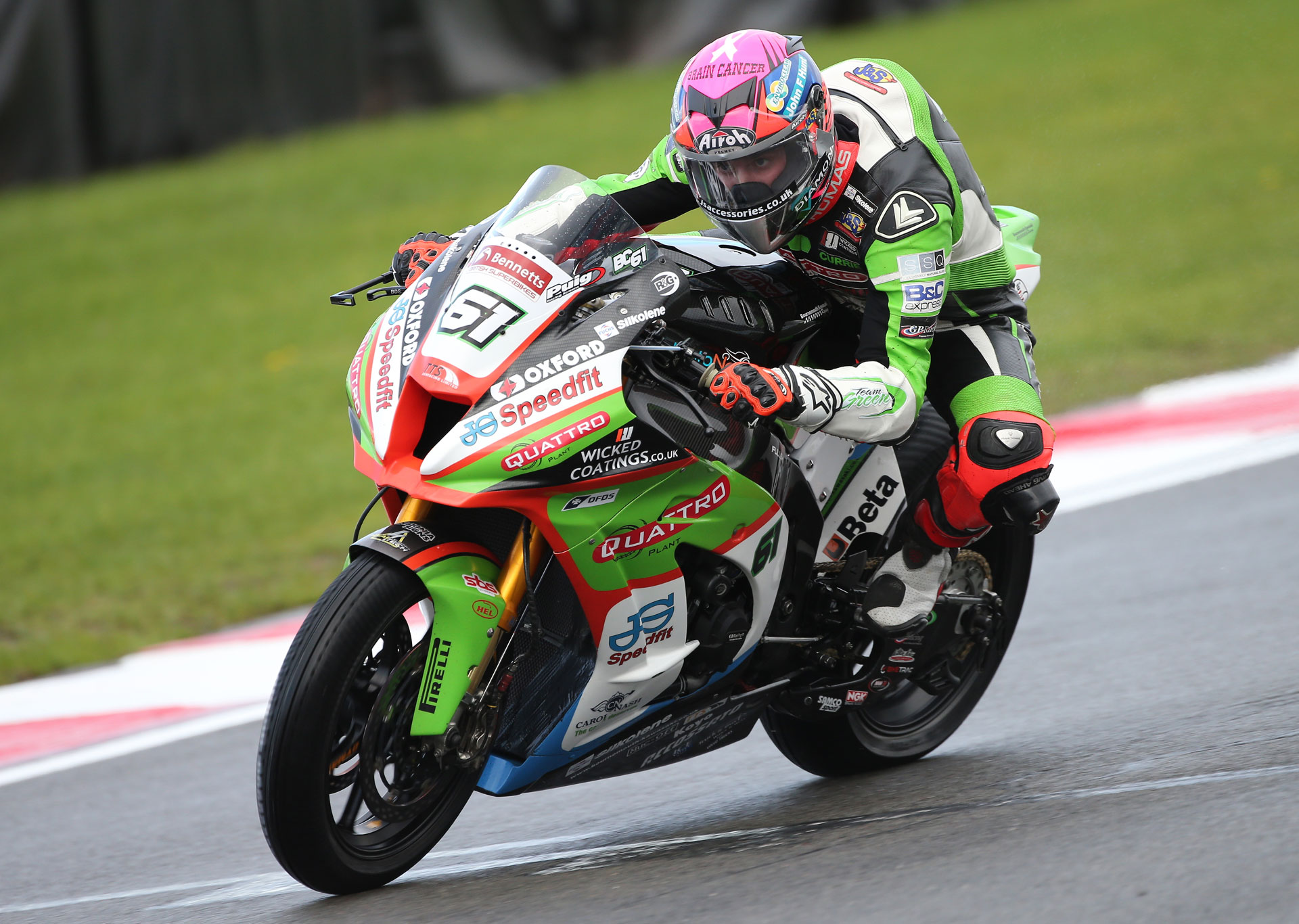 BSB Rnd Donington DYeomans Ben Currie AROA