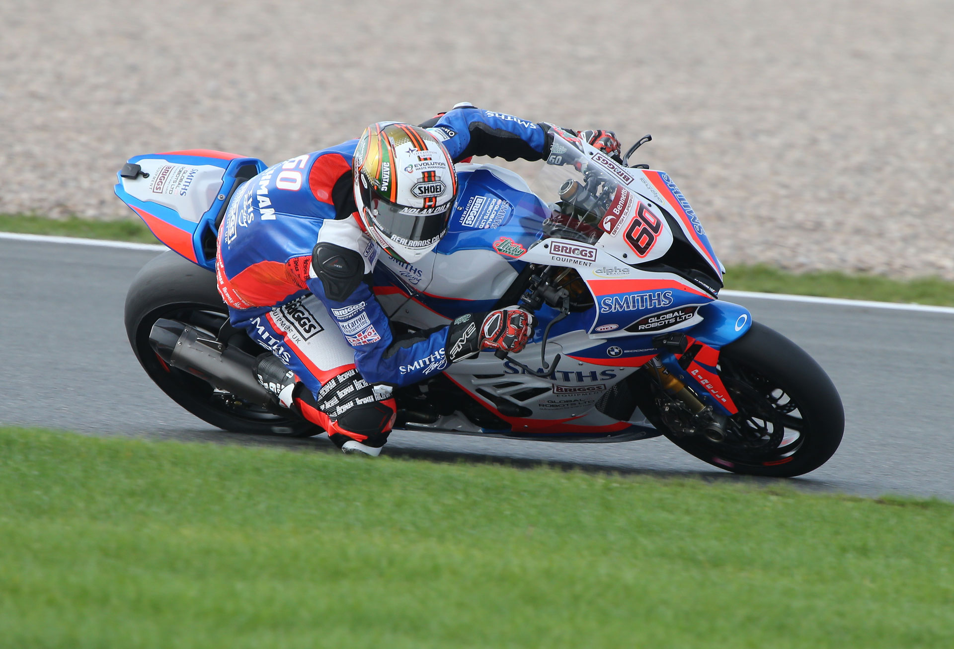 BSB Rnd Donington DYeomans Peter Hickman AROA