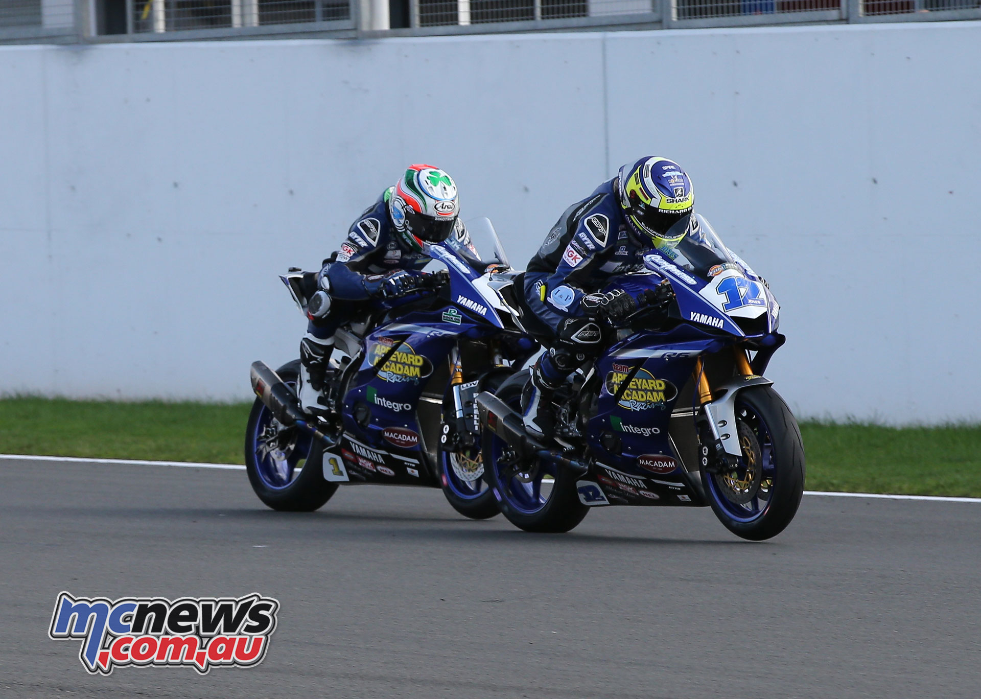 BSB Rnd Donington DYeomans SS Jack Kennedy AROA