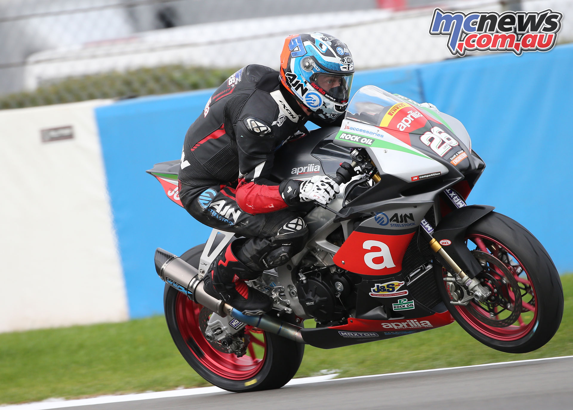 BSB Rnd Donington DYeomans STK Levi Day AROA