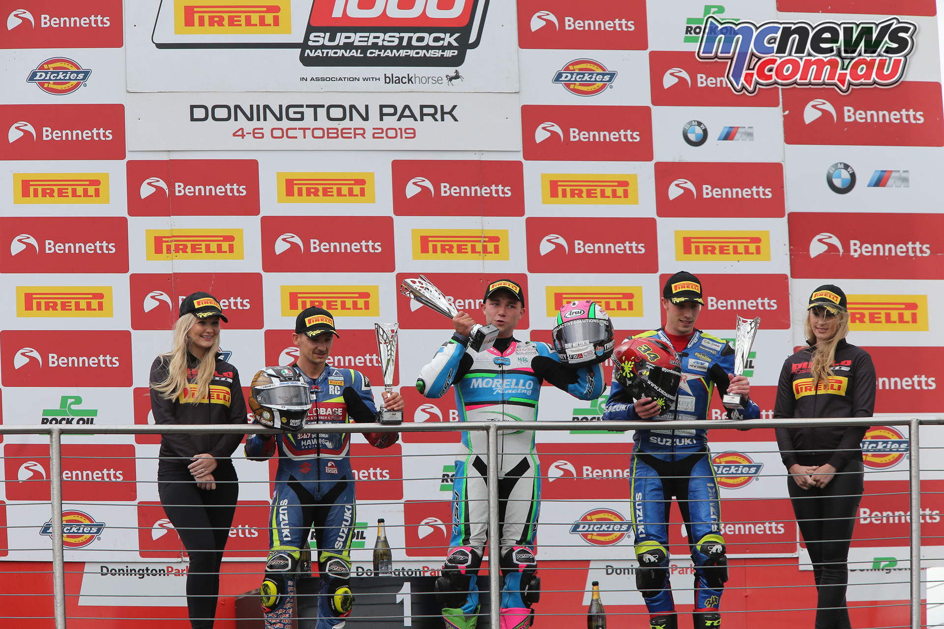 BSB Rnd Donington DYeomans STK Rouse Cooper Weaving AUYA