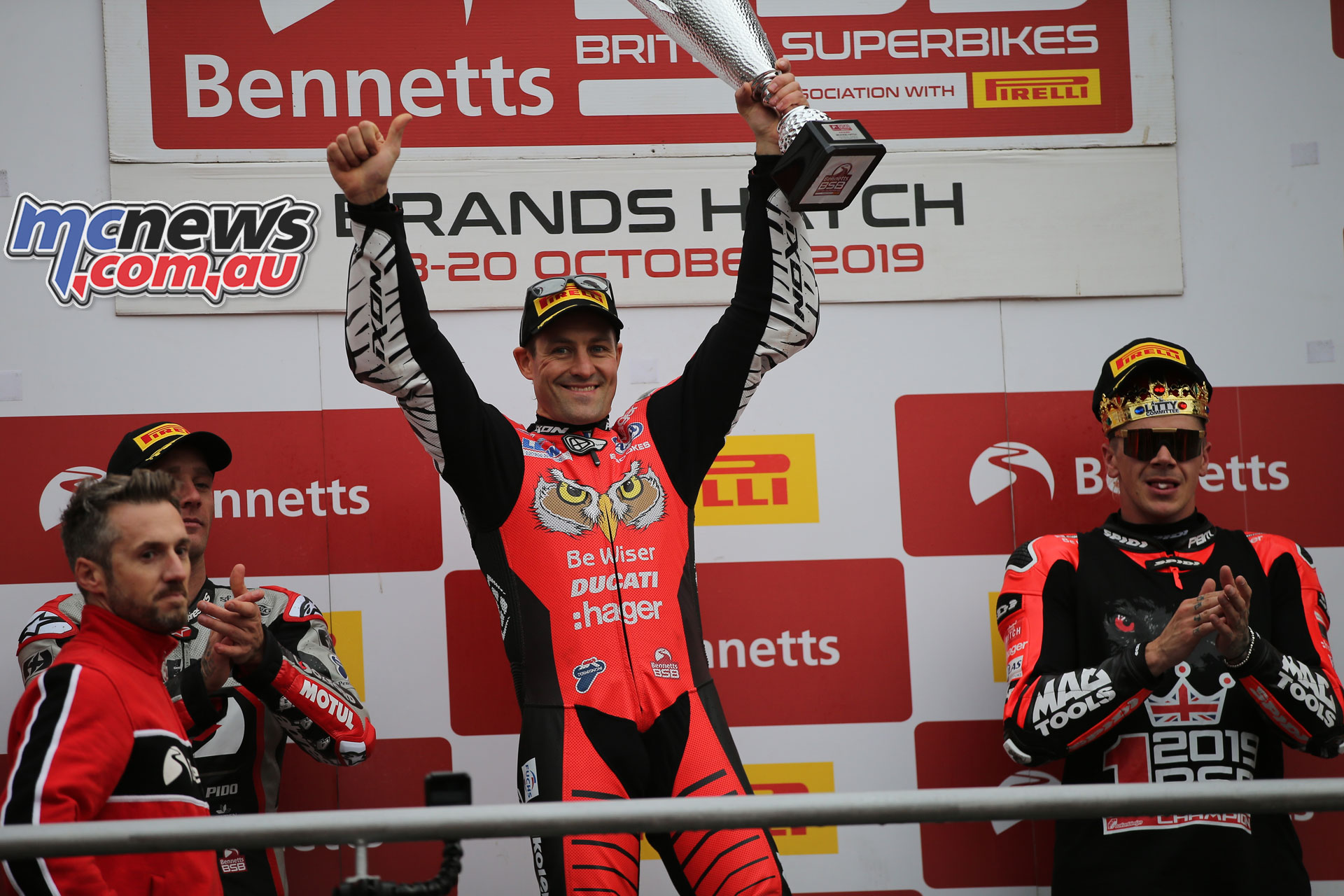 BSB Rnd Brands Hatch Josh Brookes
