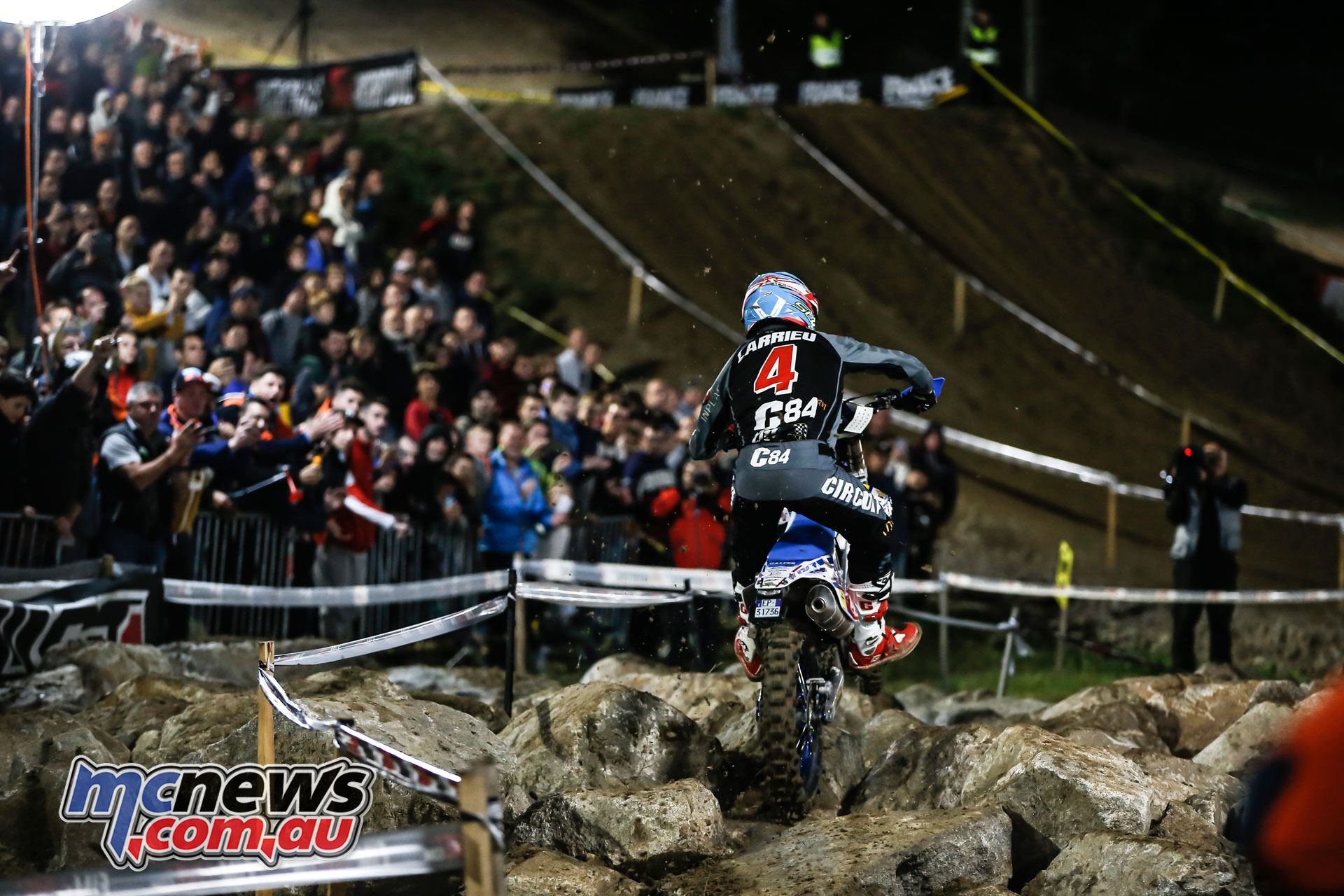 EnduroGP France Loic Larrieu