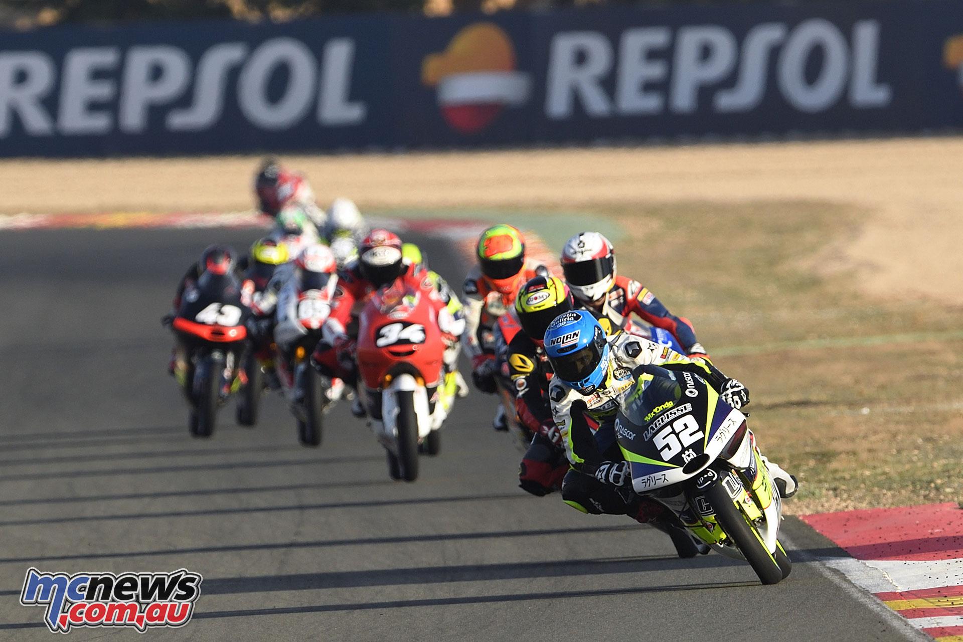 FIM CEV Repsol Rnd Albacete Moto