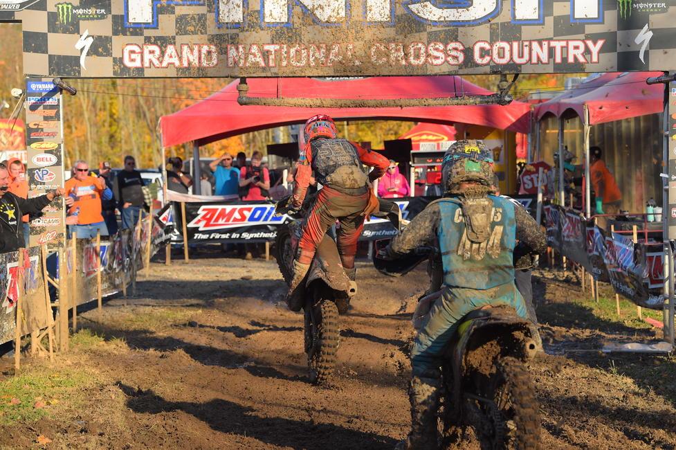 GNCC Ironman Ben Kelley XC KH