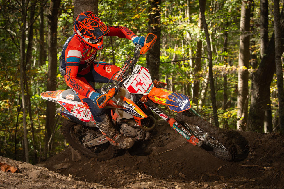 GNCC Rnd Mountaineer Ben Kelley KH