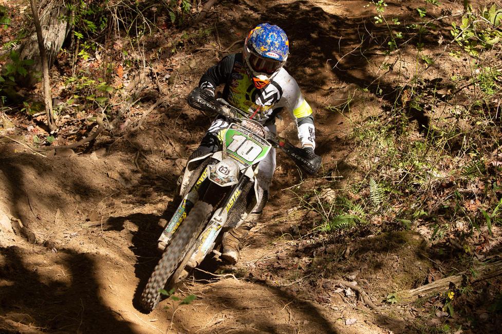 GNCC Rnd Mountaineer Craig Delong XC KH