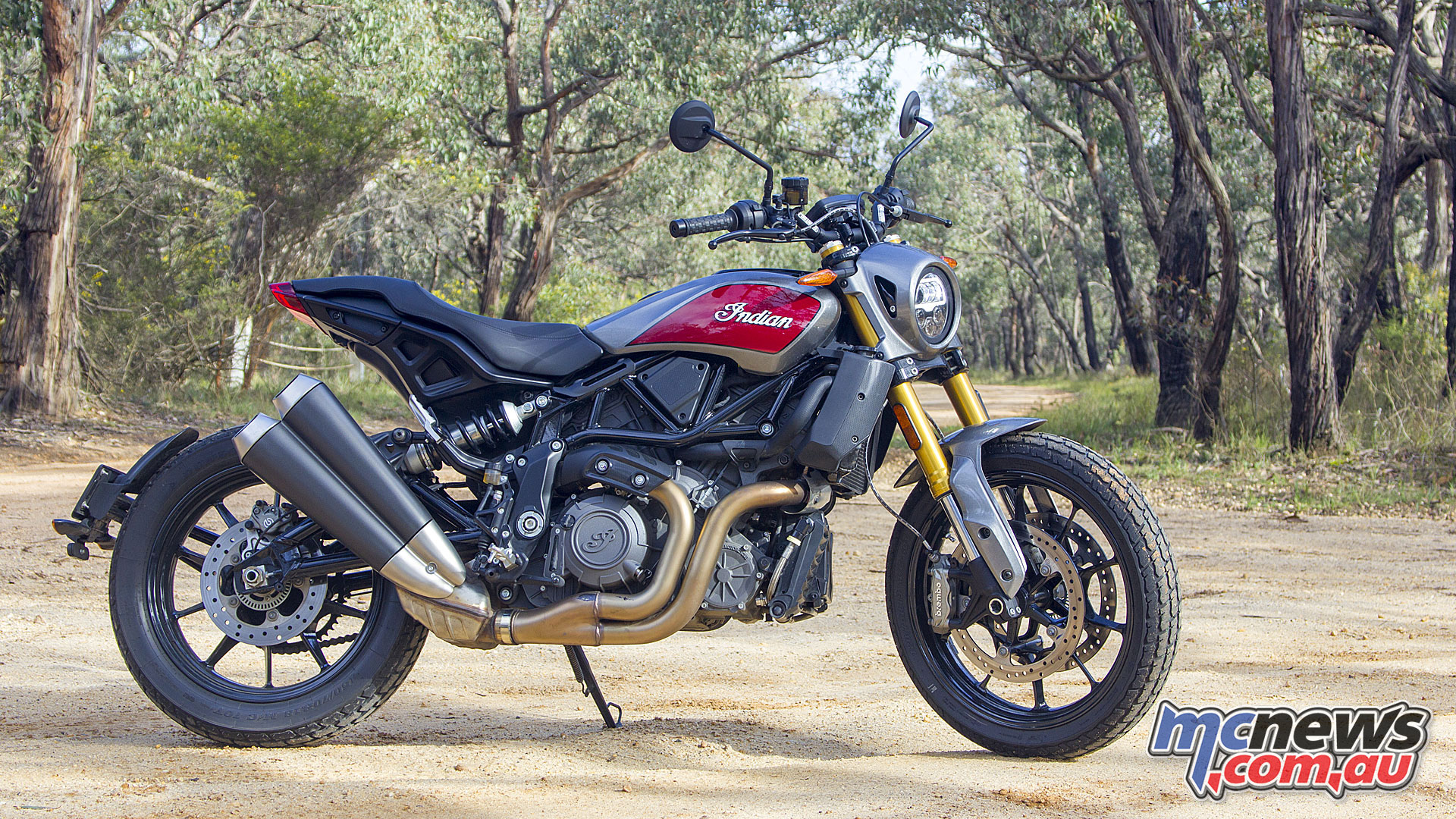 2019 Indian Ftr 1200 S Motorcycle Review Mcnews Com Au