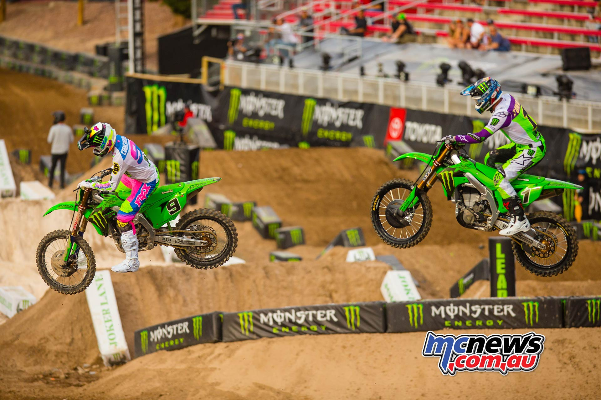 Monster Energy Cup Caricasulo Tomac Multiple JK MEC