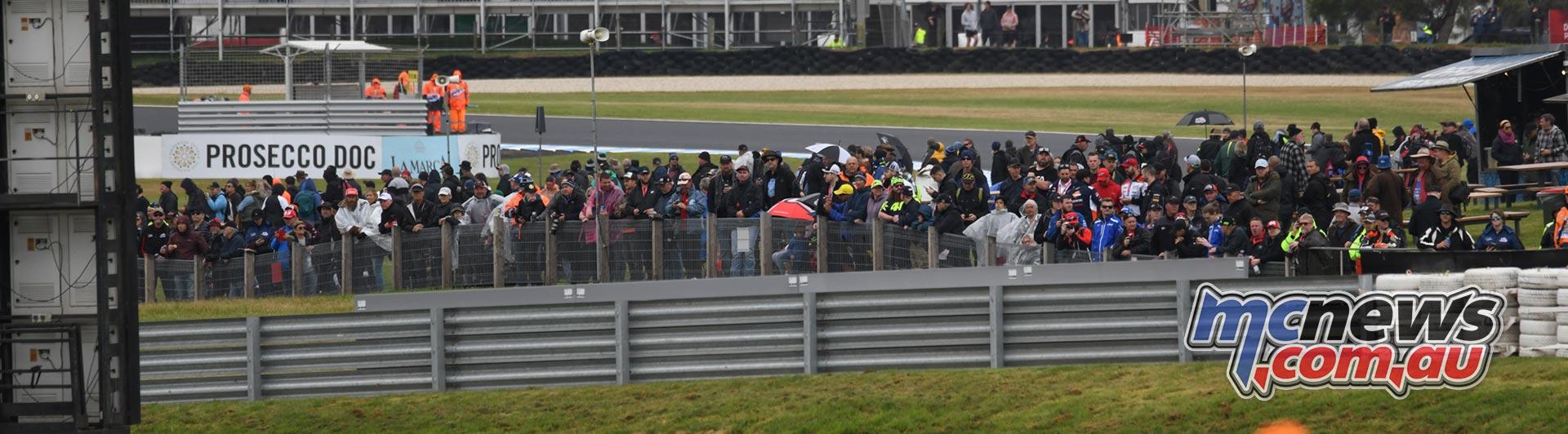 MotoGP Australia Phillip Island CRW Fri Crowd