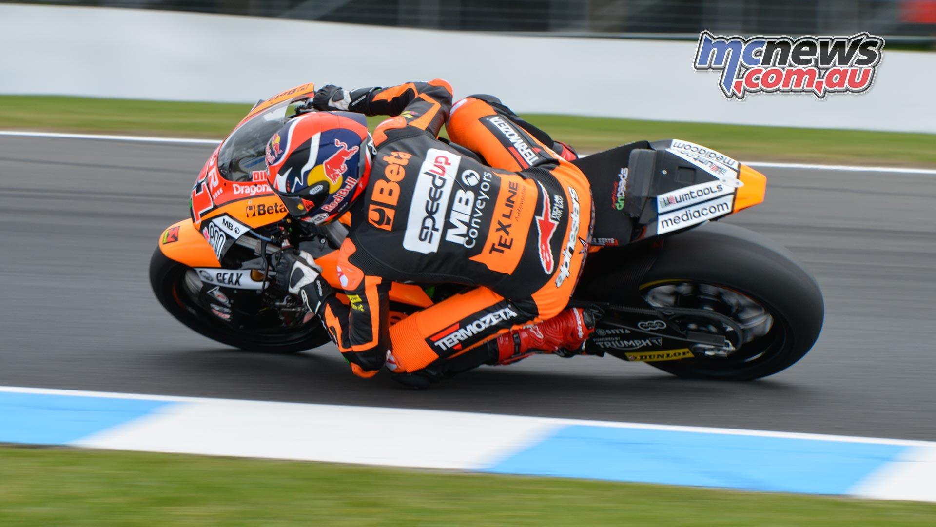 MotoGP Australia Phillip Island CRW Sat Moto DiGiannantonio