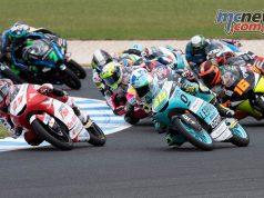 MotoGP Australia Phillip Island RbMotoLens Moto Lorenzo DALLA PORTA Kaito TOBA
