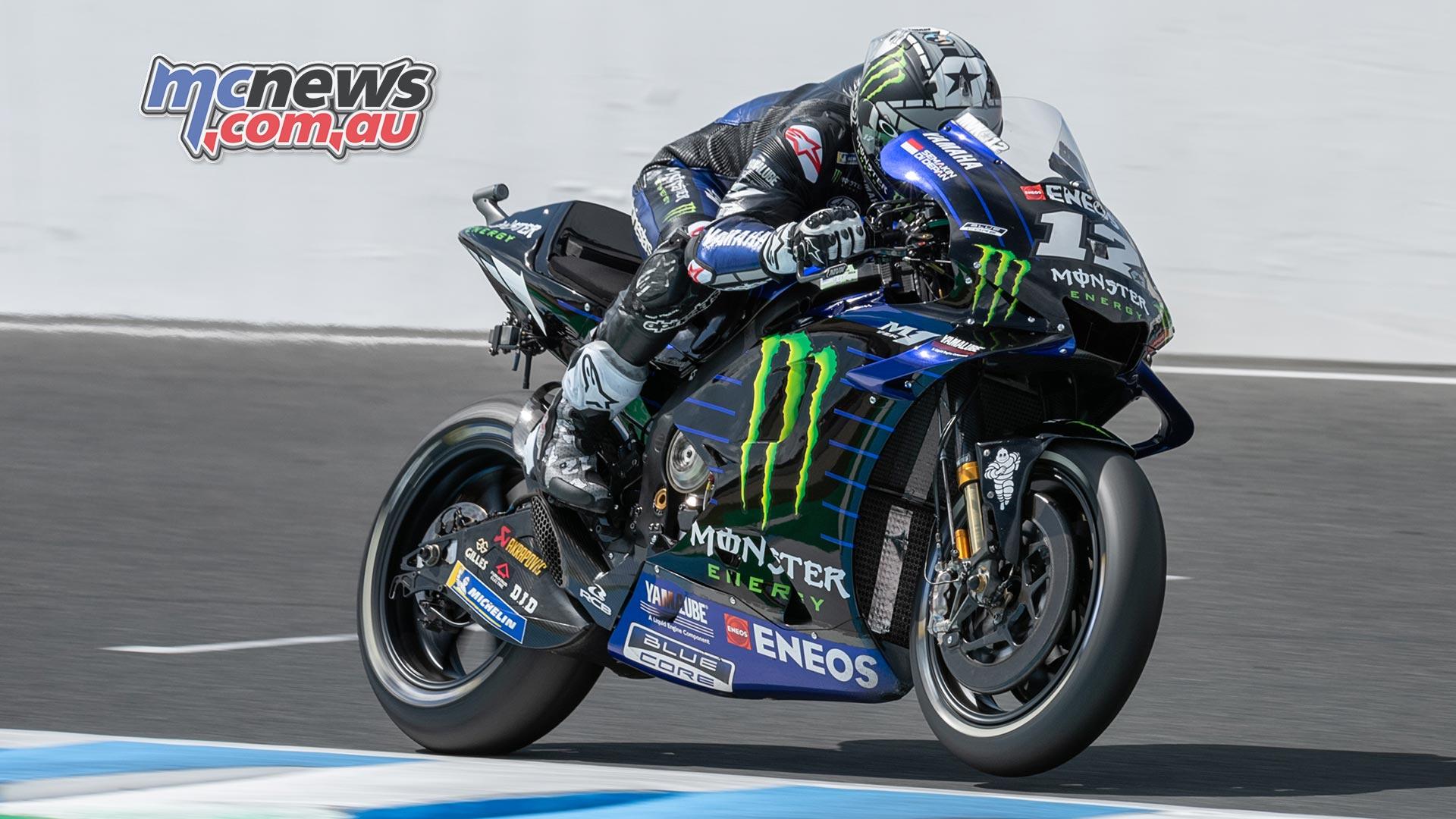 MotoGP Australia Phillip Island RbMotoLens MotoGP FP Maverick VIÑALES