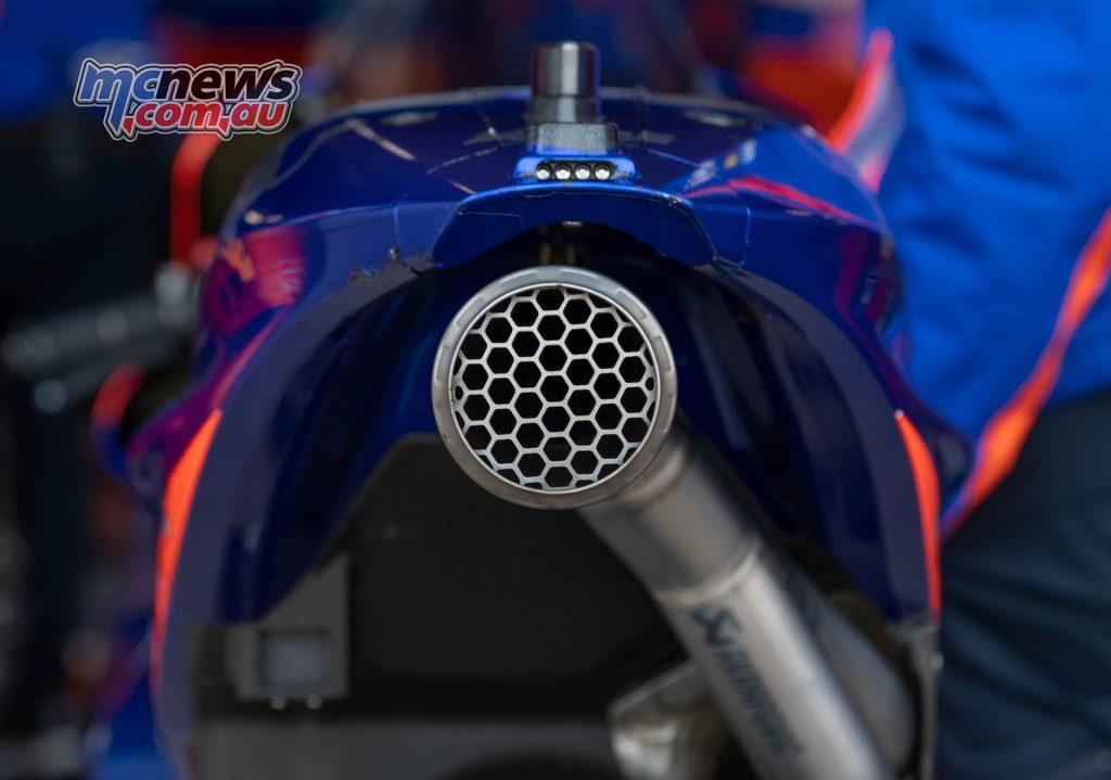MotoGP Australia Phillip Island RbMotoLens MotoGP KTM Muffler