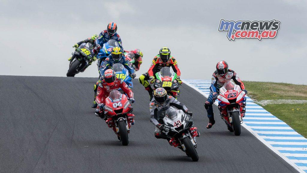 MotoGP Australia Phillip Island RbMotoLens MotoGP Race Jack Miller