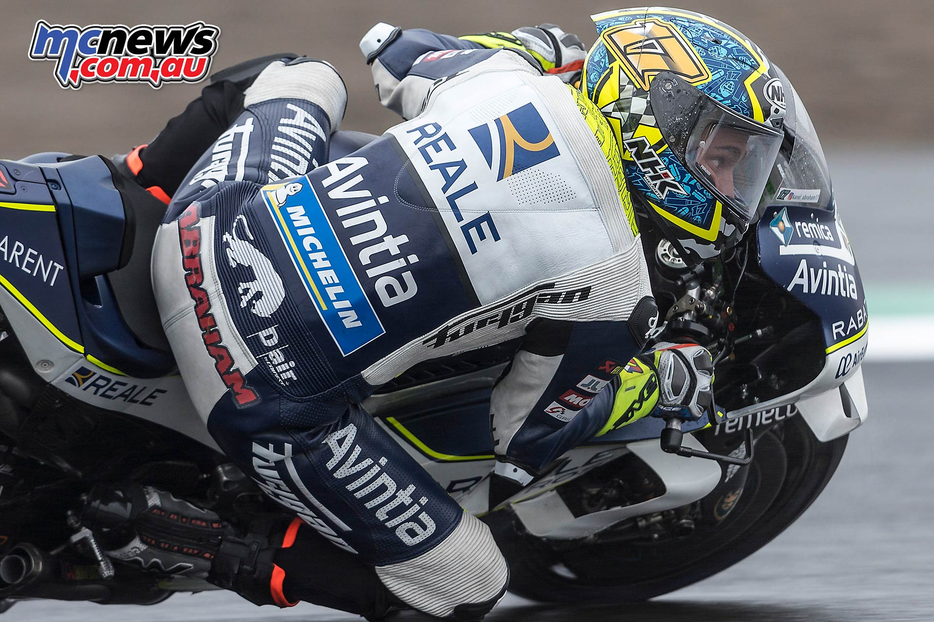 MotoGP Motegi Abraham