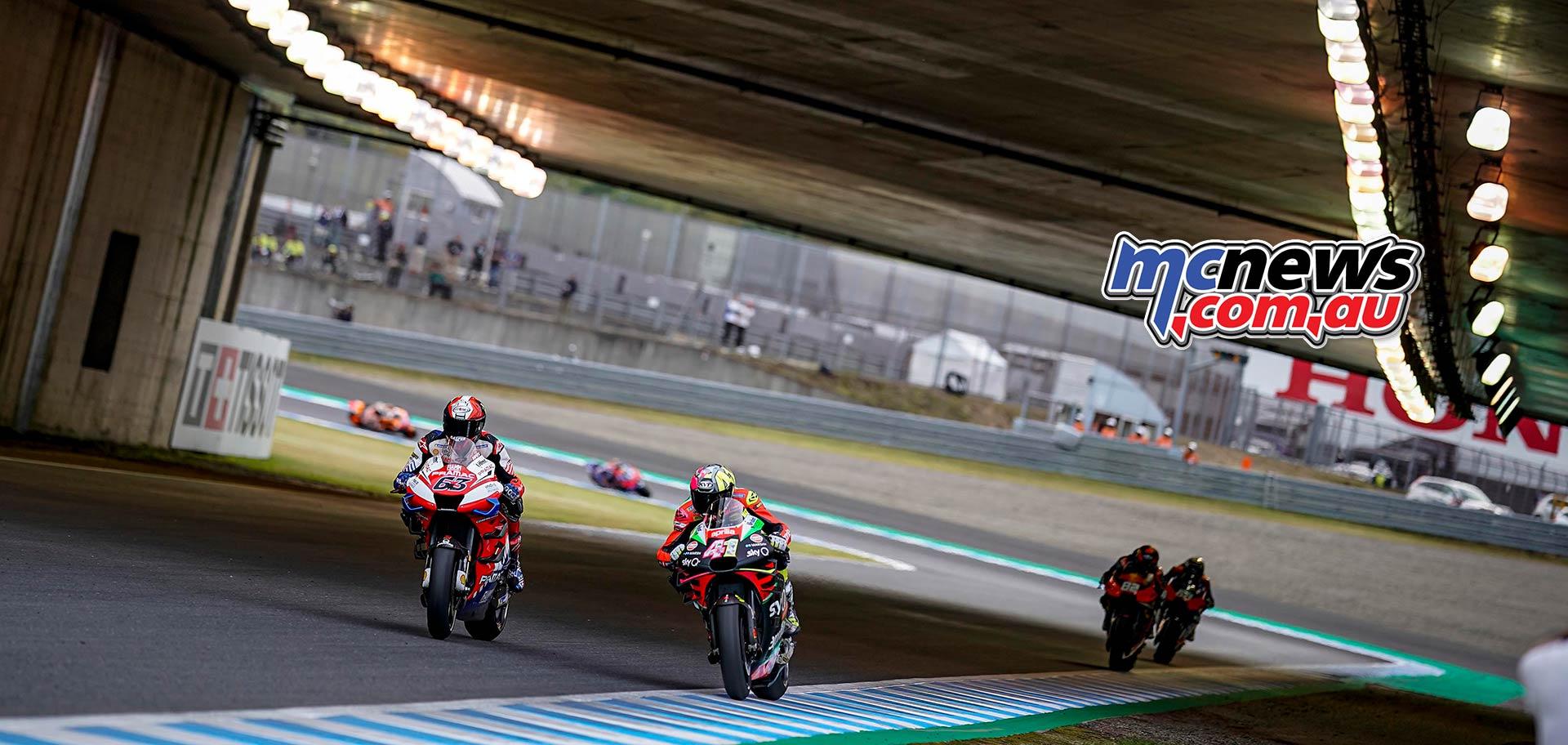 MotoGP Motegi Bagnaia Espargaro