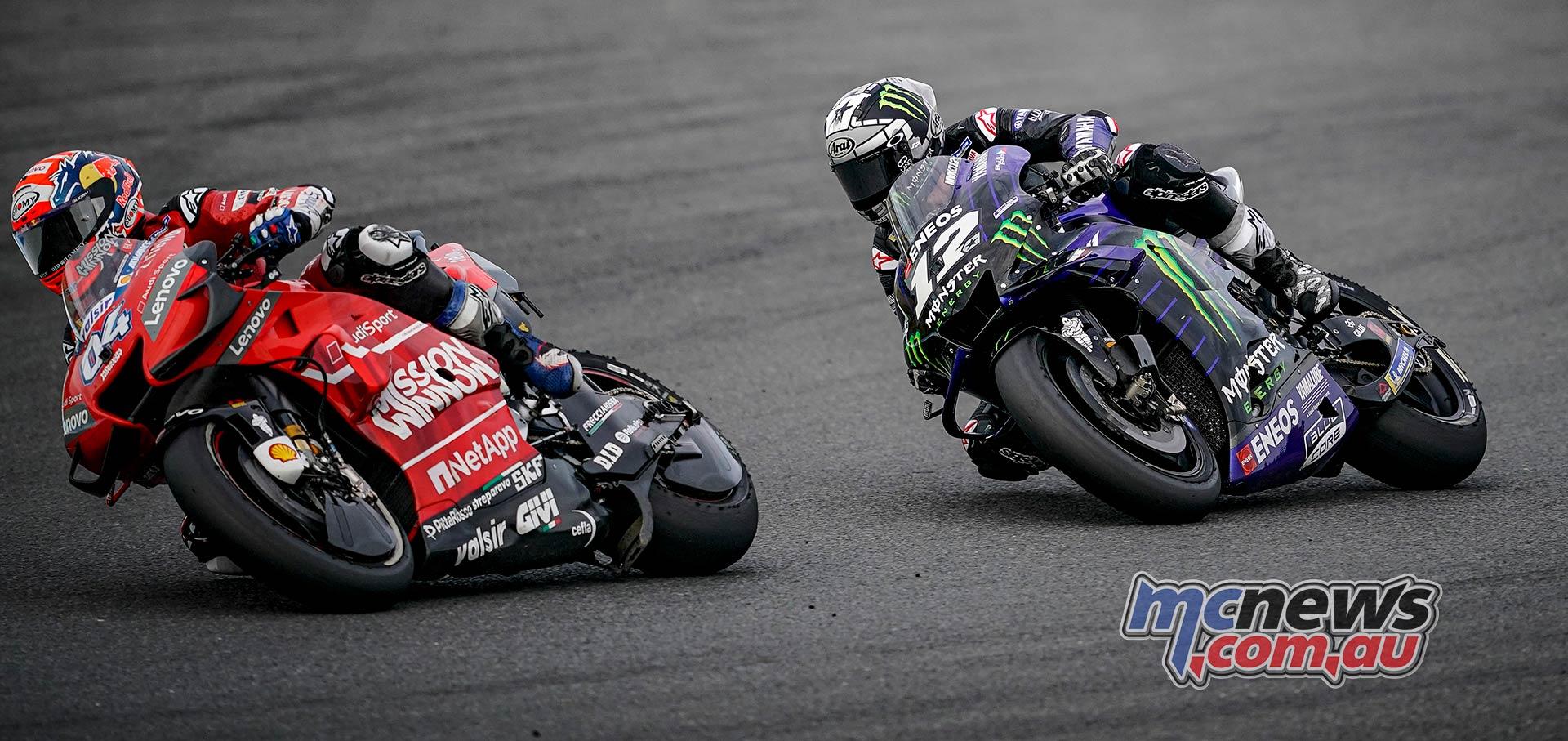 MotoGP Motegi Dovizioso Vinales