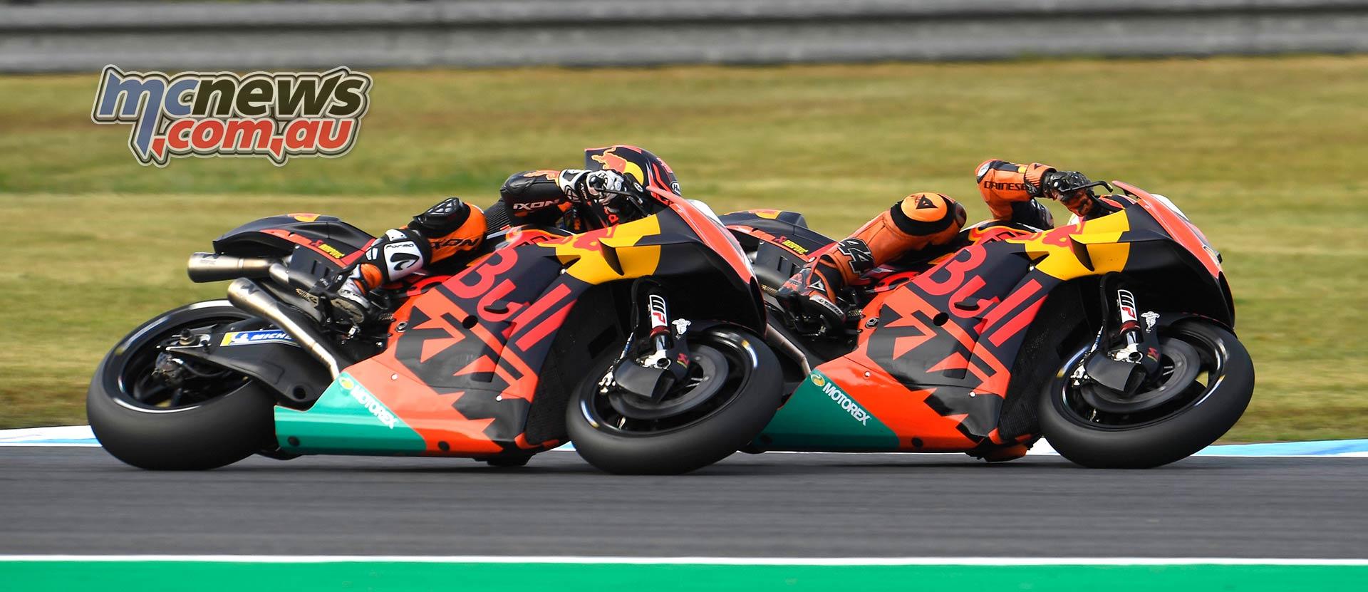 MotoGP Motegi Espargaro Kallio KTM