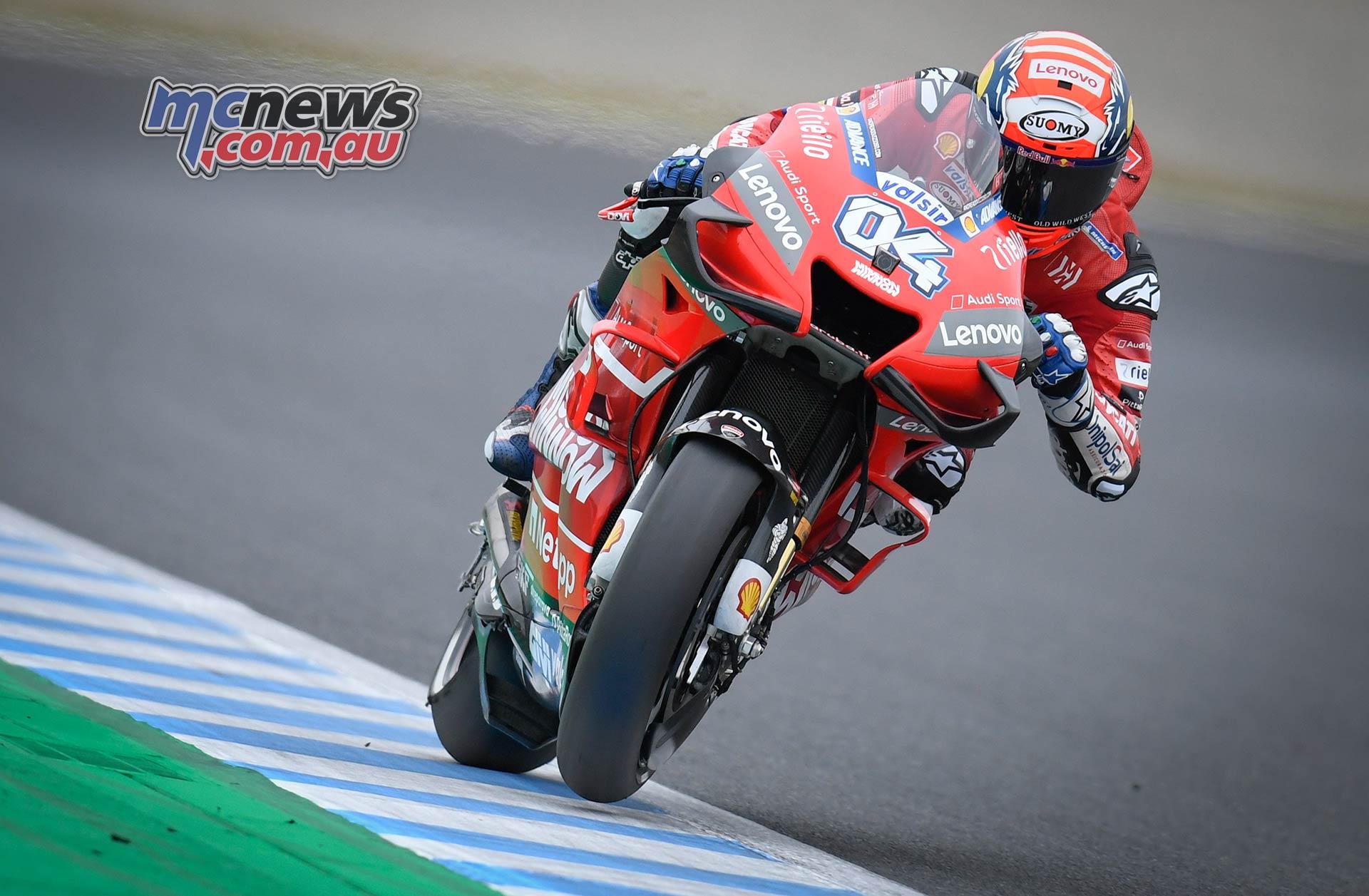 MotoGP Motegi FP Dovizioso