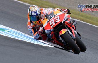 MotoGP Motegi FP Marquez