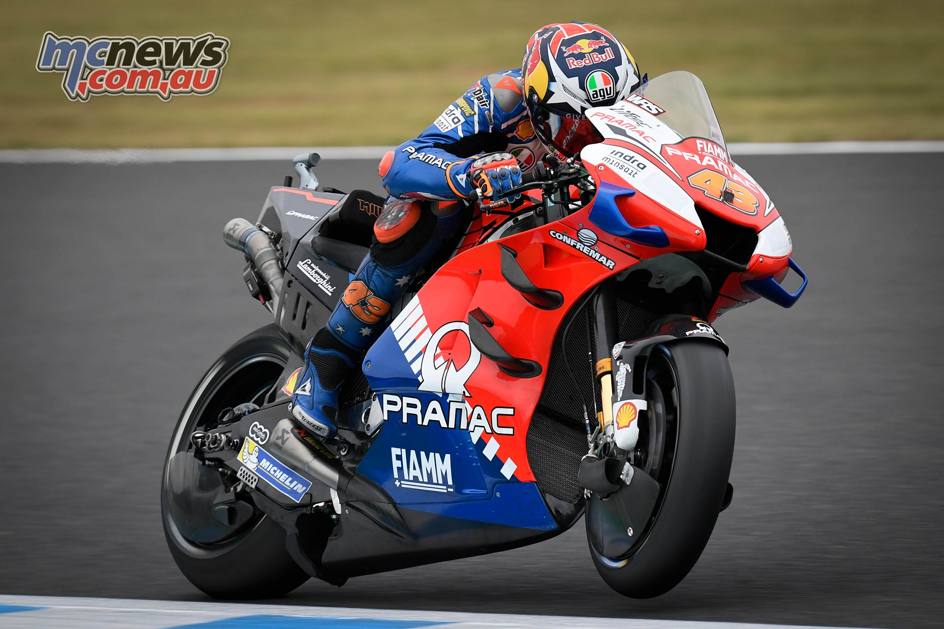 MotoGP Motegi FP Miller