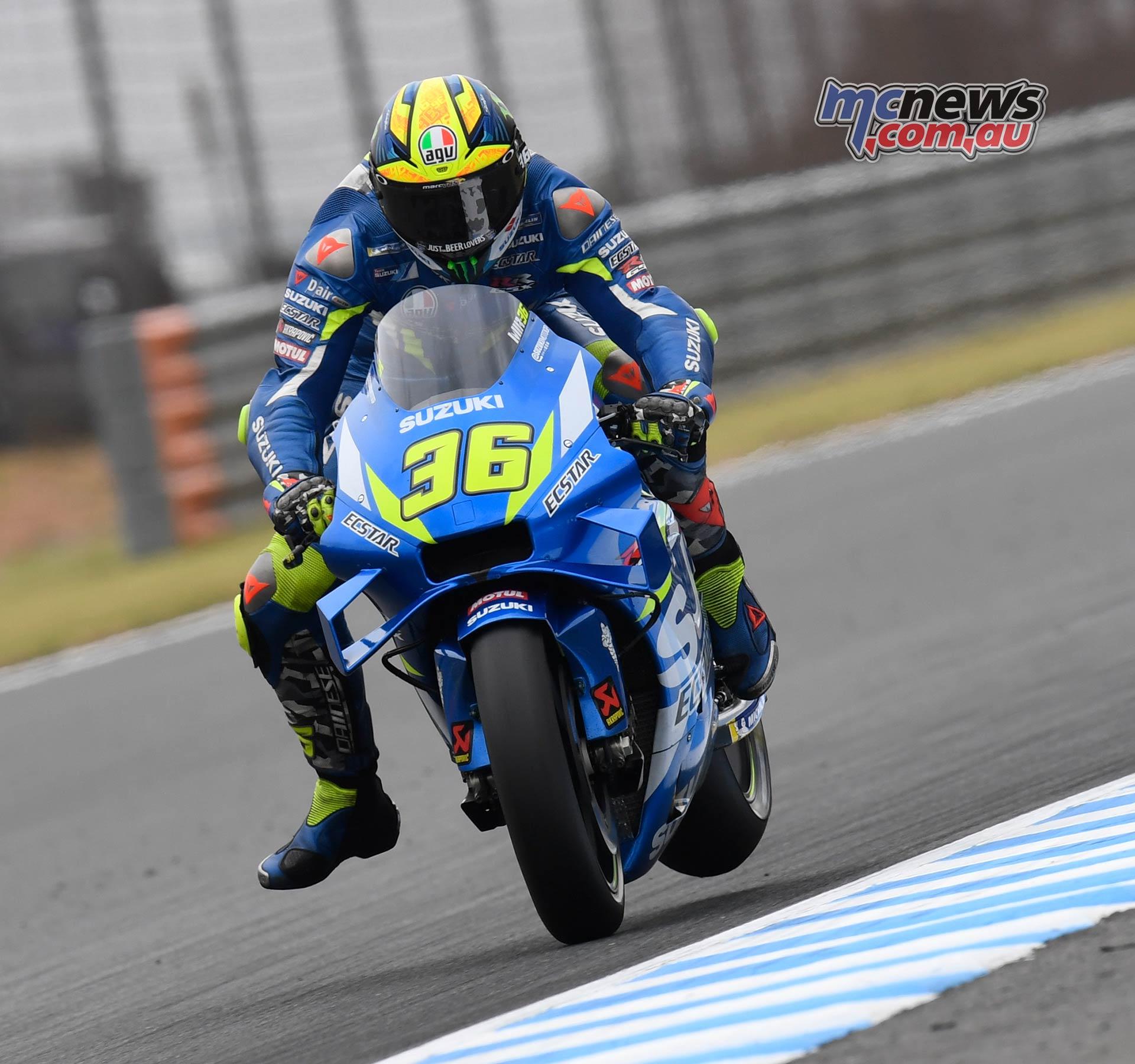MotoGP Motegi FP Mir