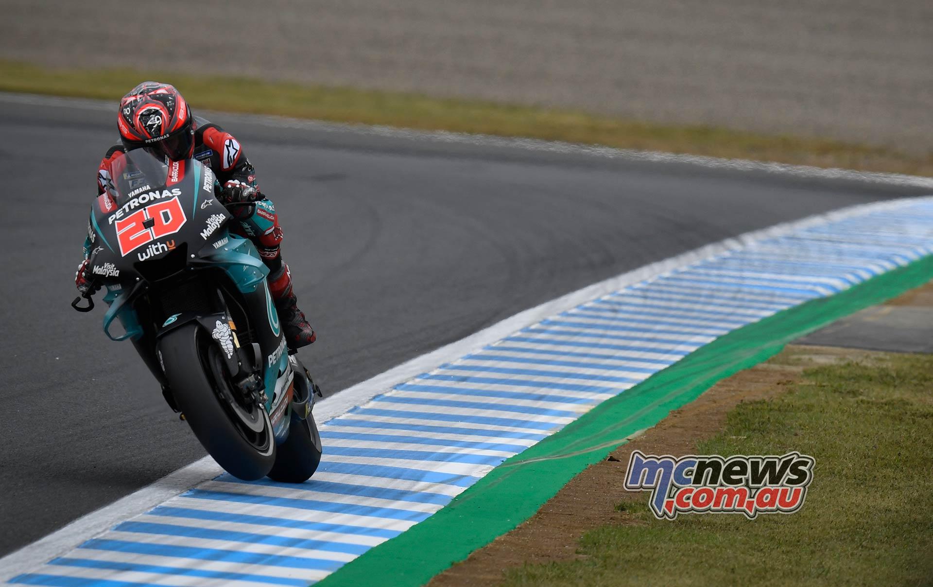 MotoGP Motegi FP Quartararo