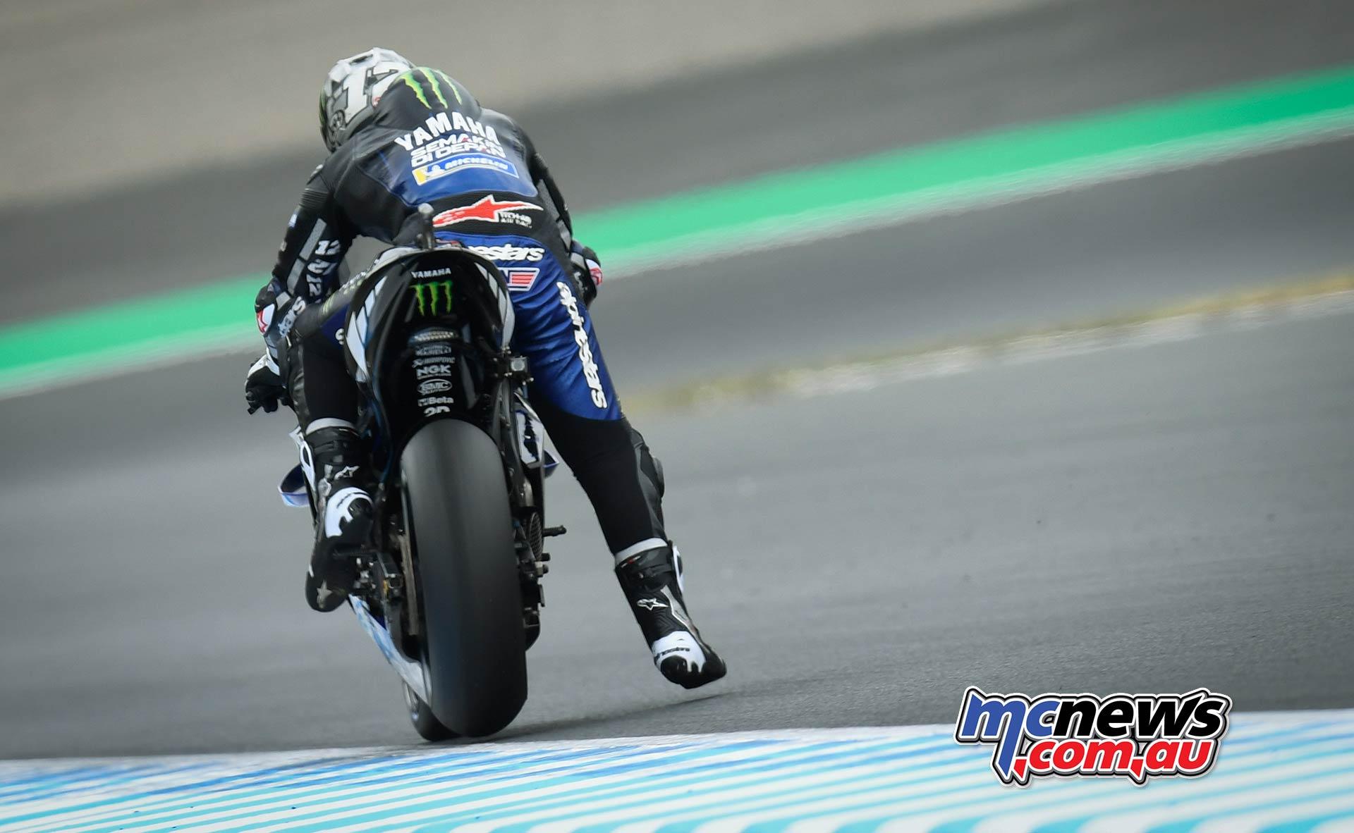 MotoGP Motegi FP Vinales