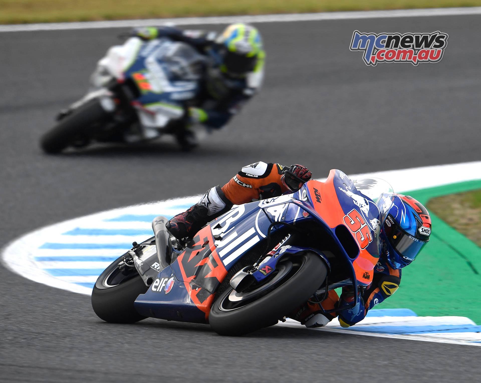 MotoGP Motegi Hafizh Syahrin