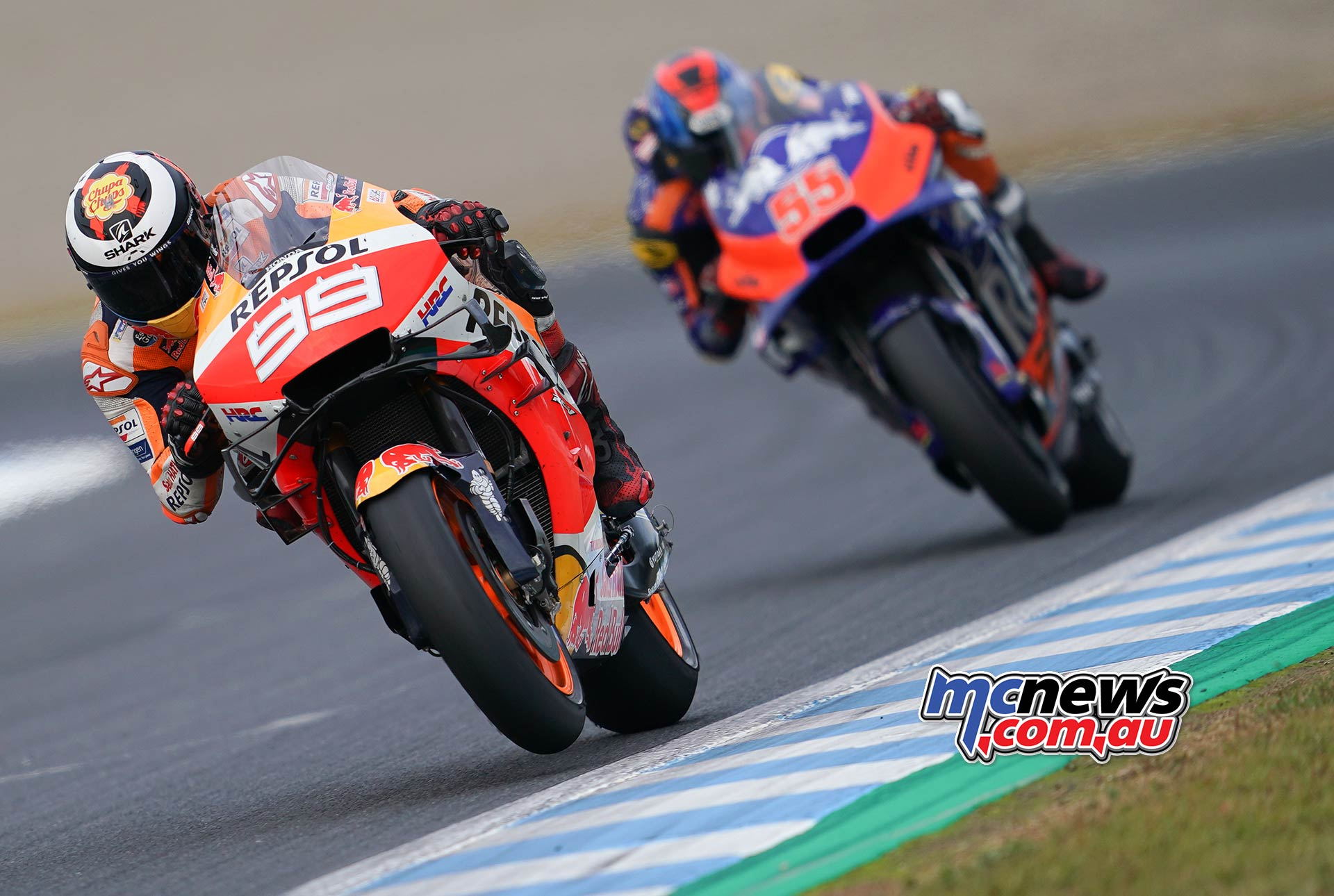 MotoGP Motegi Honda Lorenzo Syahrin