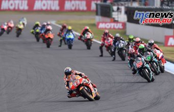MotoGP Motegi Marquez Start