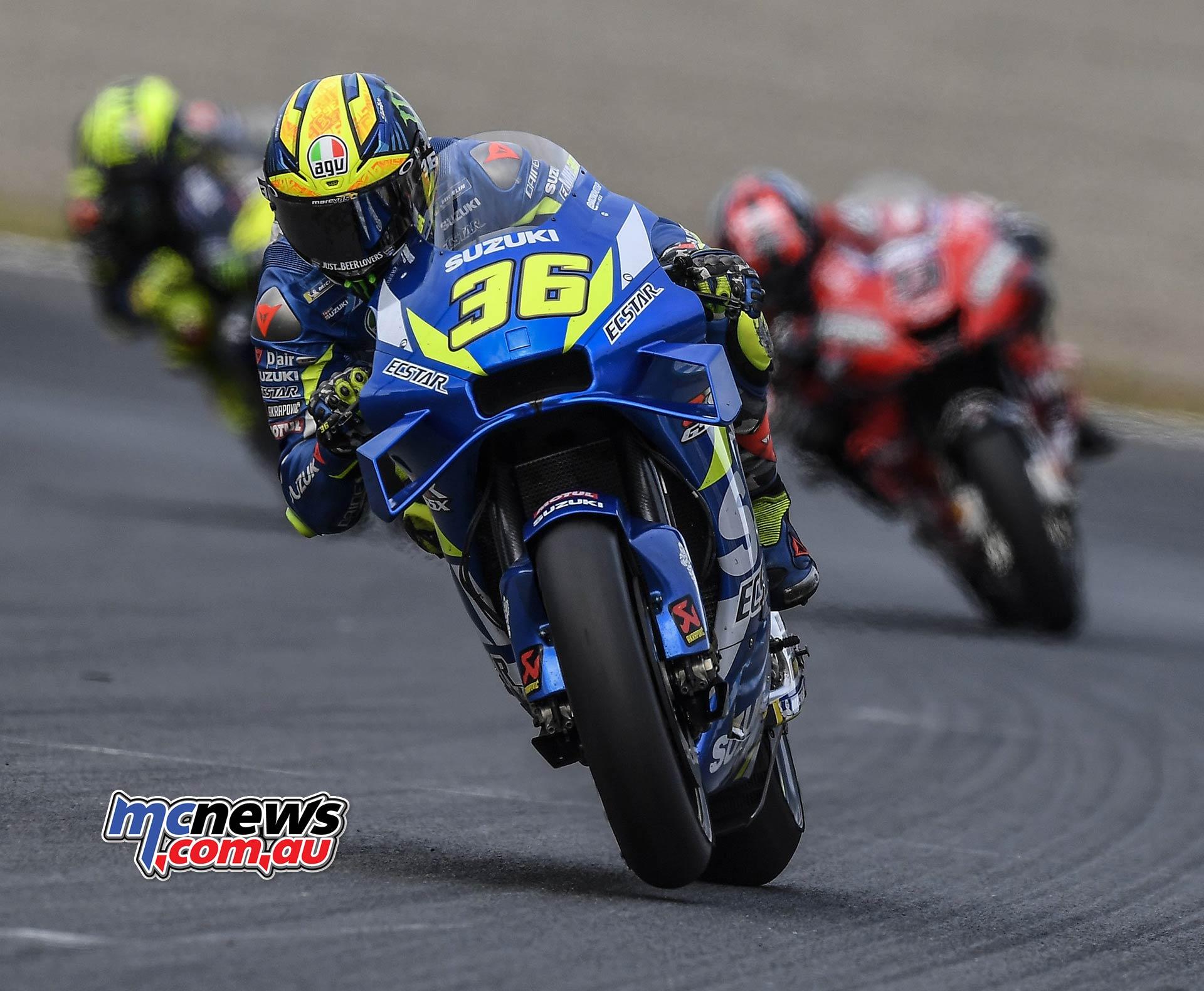 MotoGP Motegi Mir