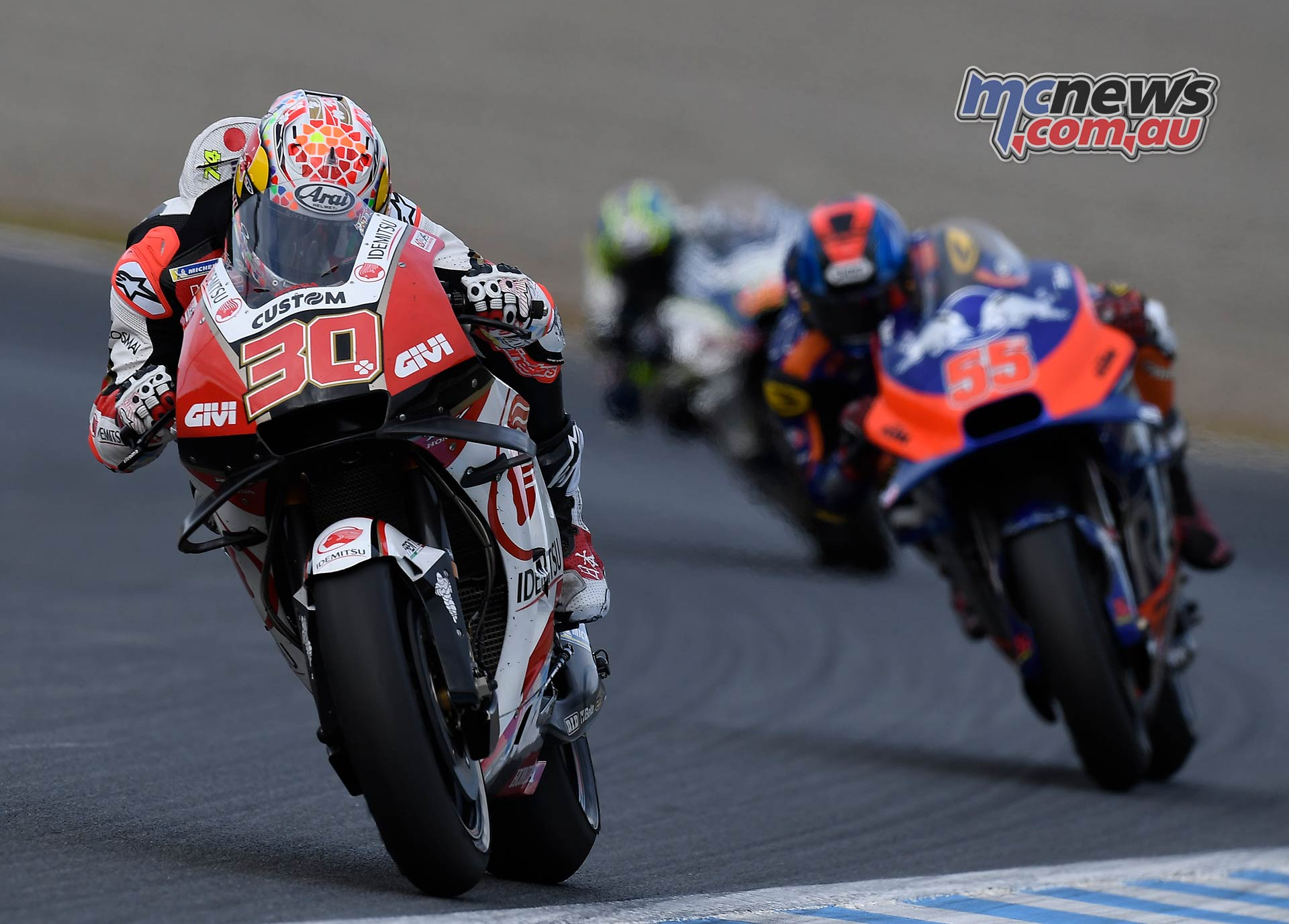 MotoGP Motegi Nakagami