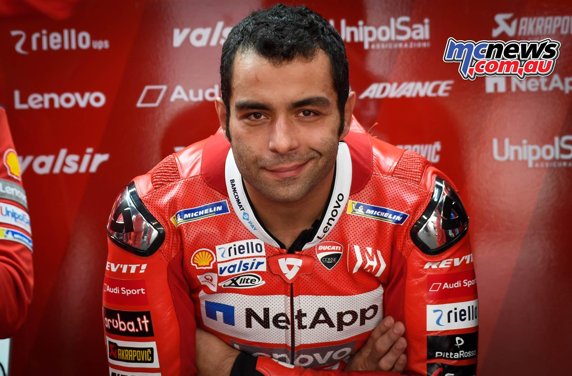 MotoGP Motegi Petrucci Head