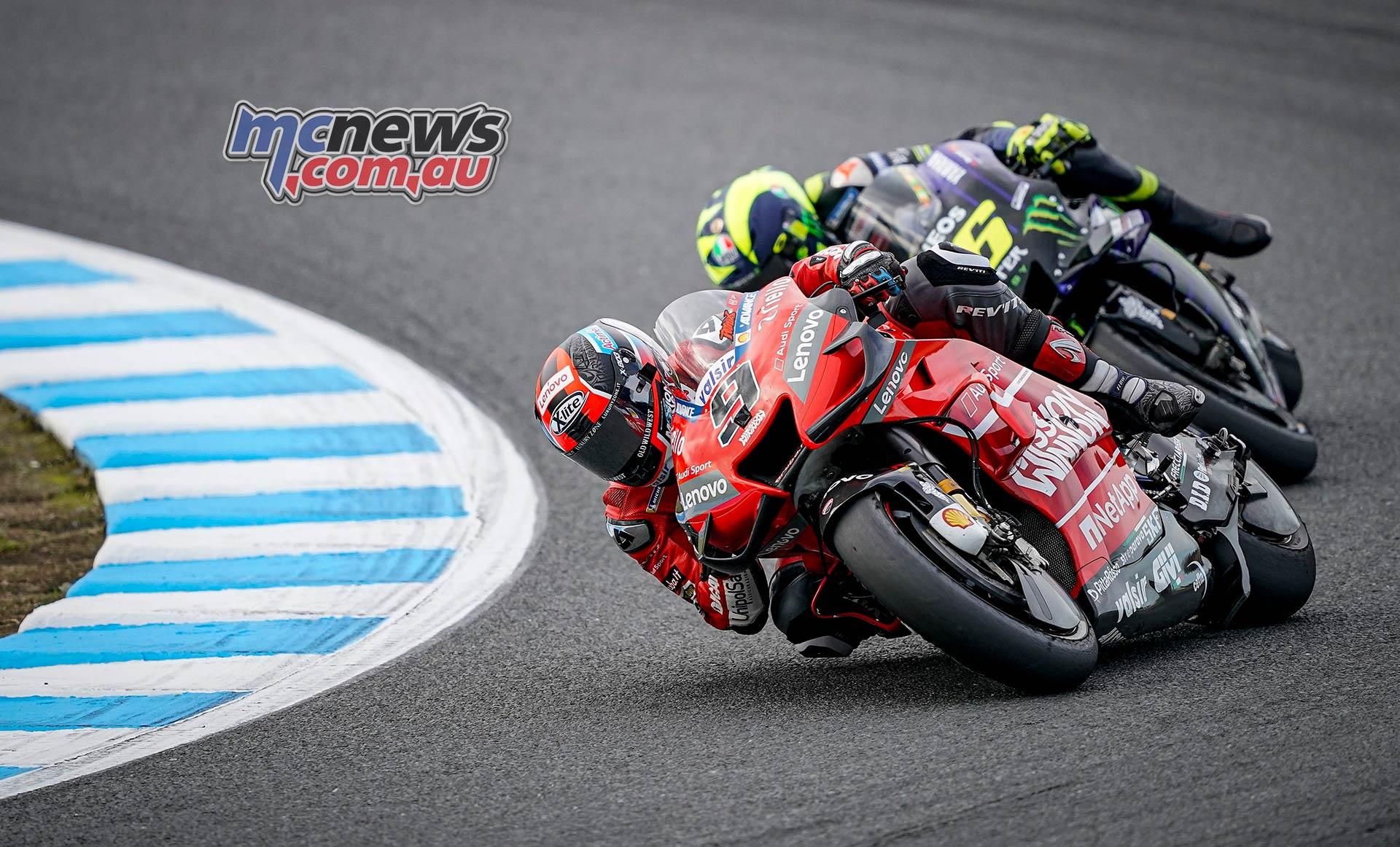 MotoGP Motegi Petrucci