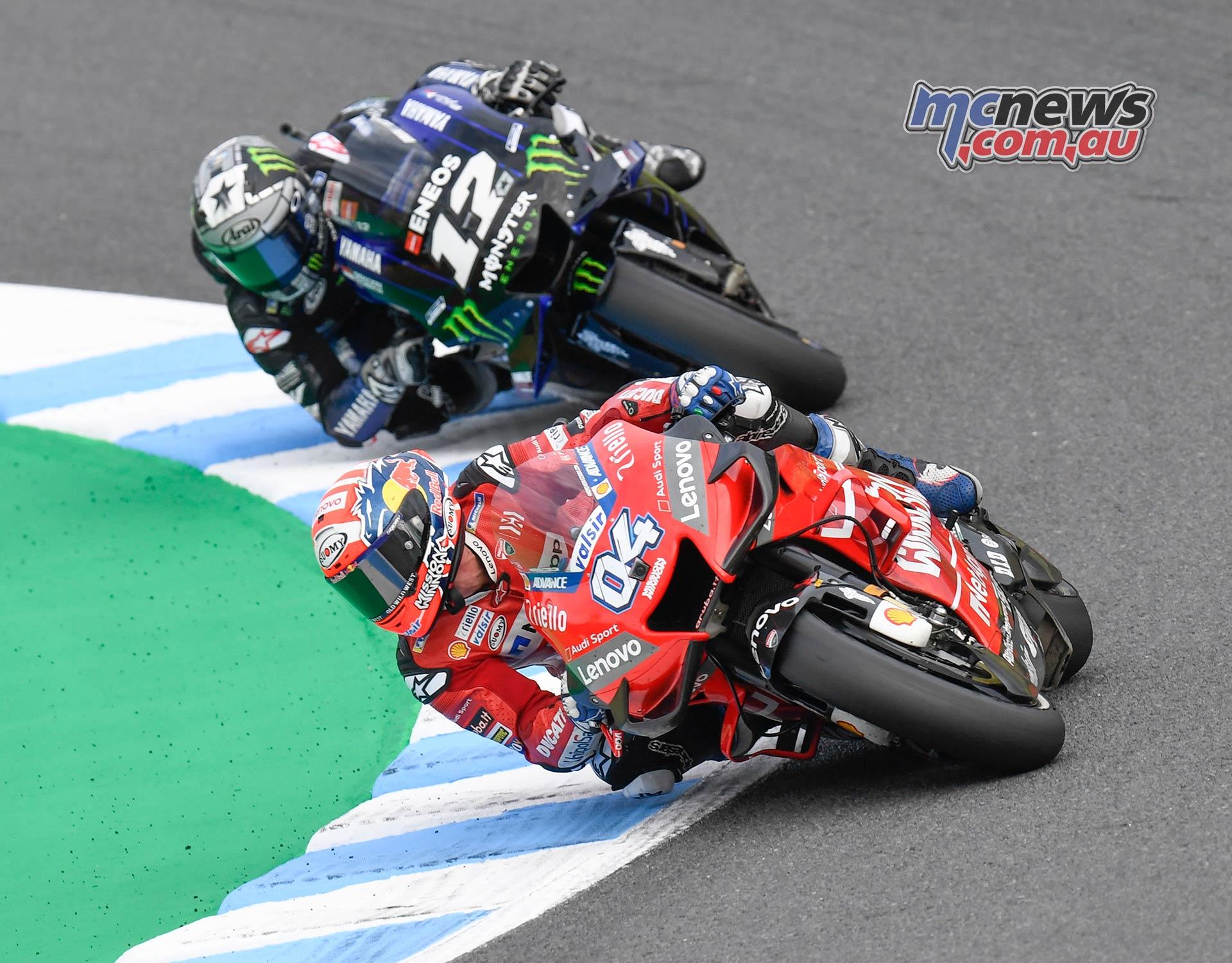 MotoGP Motegi Race Dovizioso Vinales