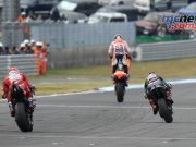 MotoGP Motegi Race Finish