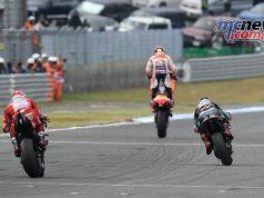 MotoGP Motegi Race Finish