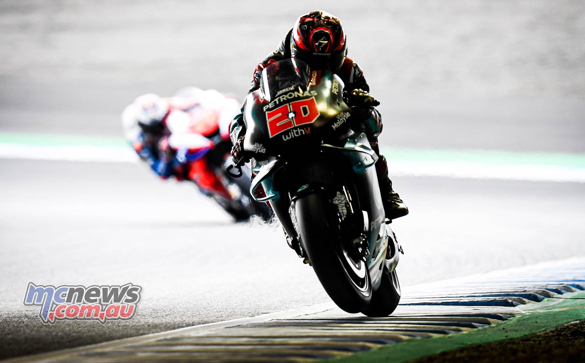 MotoGP Motegi Race Quartararo Miller