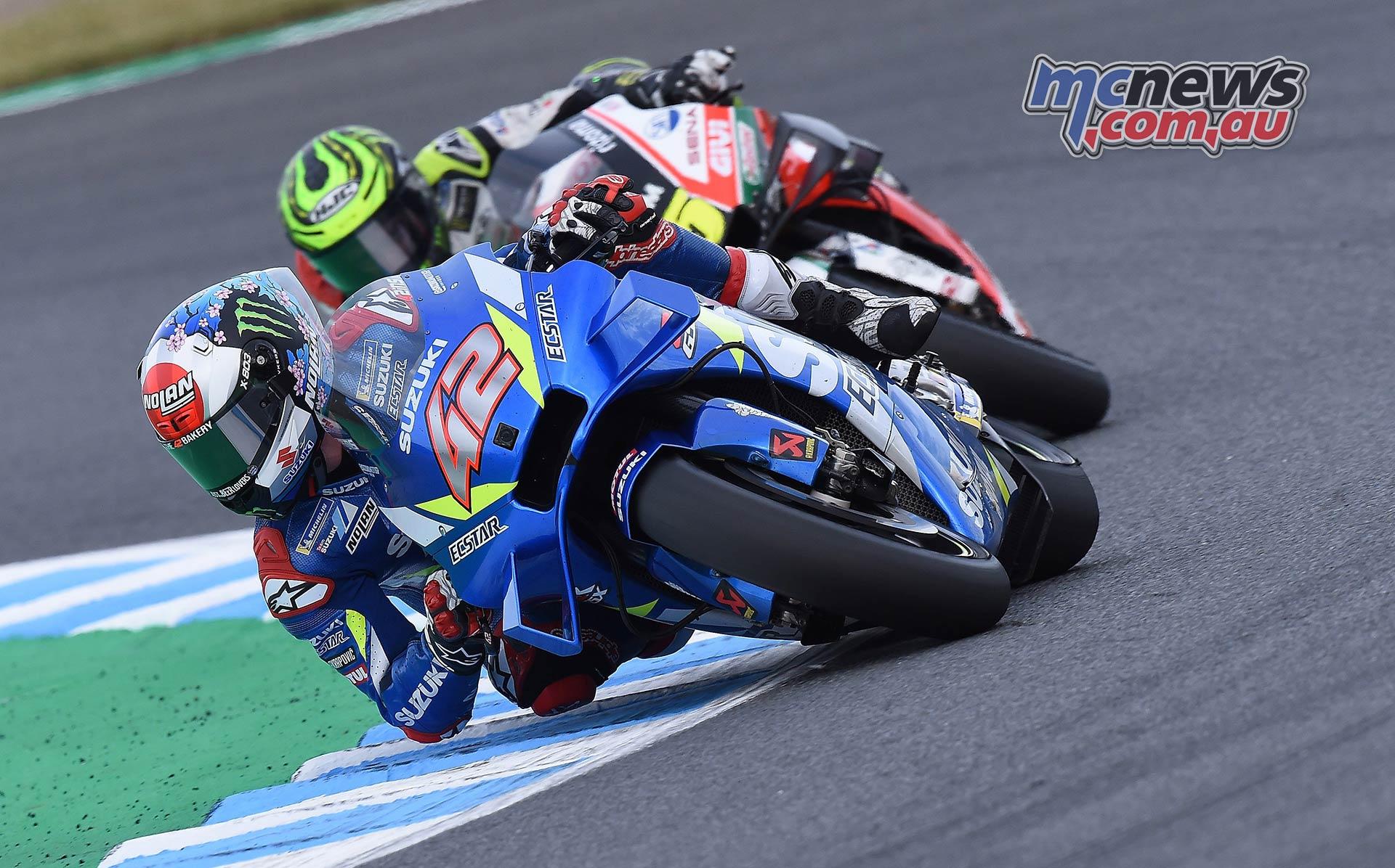 MotoGP Motegi Rins Crutchlow