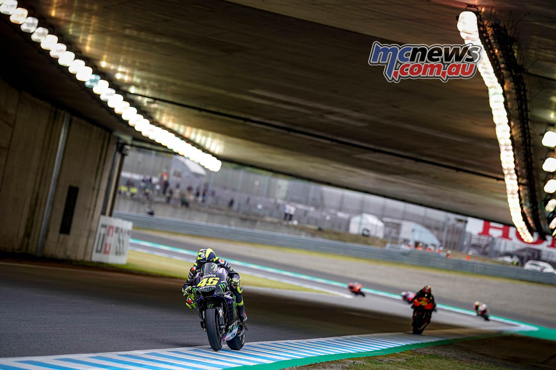 MotoGP Motegi Rossi Kallio