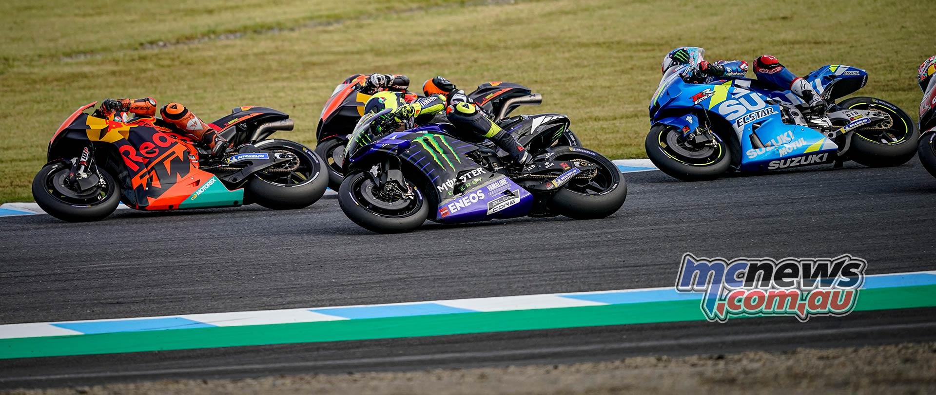 MotoGP Motegi Rossi Pack