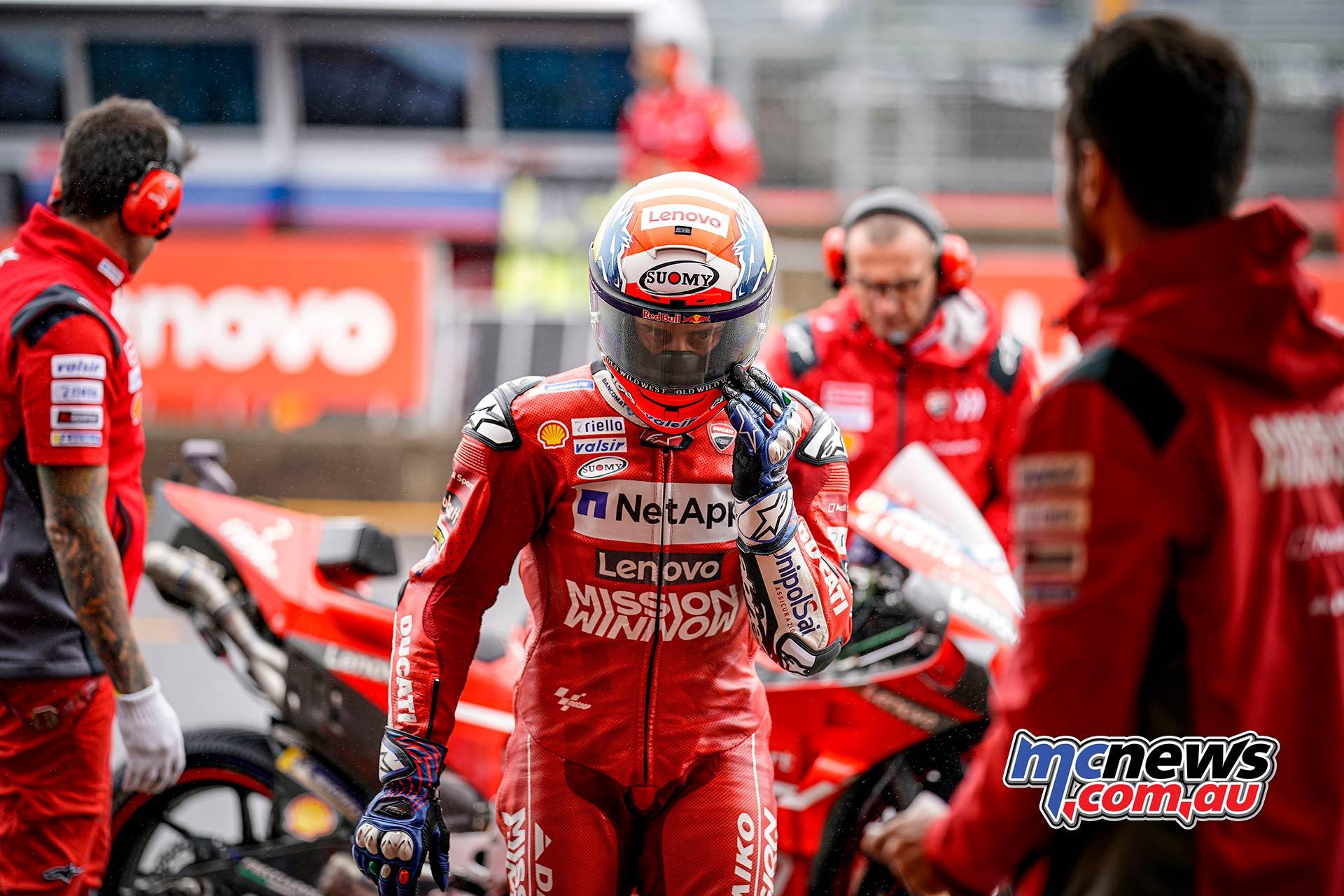 MotoGP Motegi Sat Dovizioso