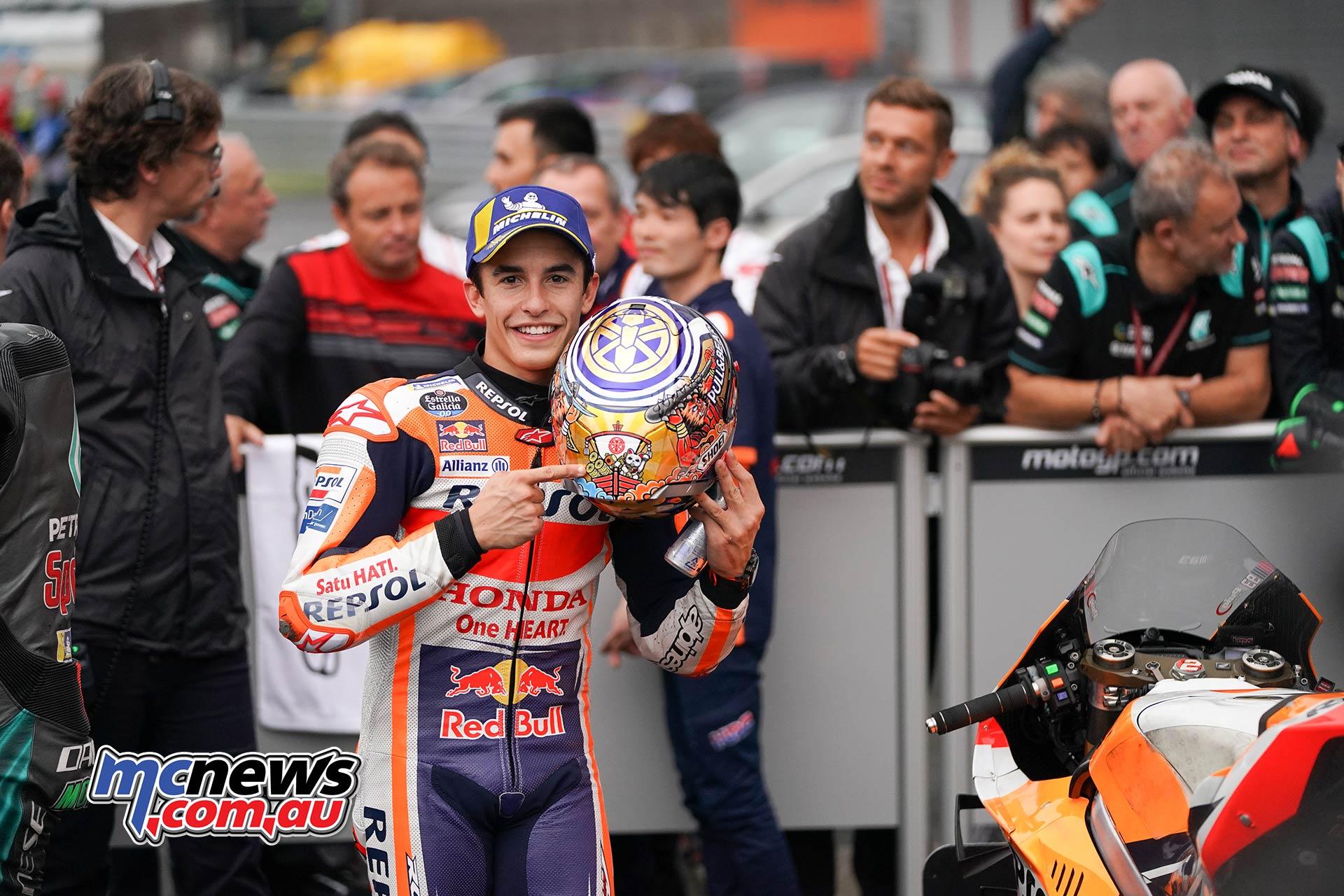 MotoGP Motegi Sat Marquez