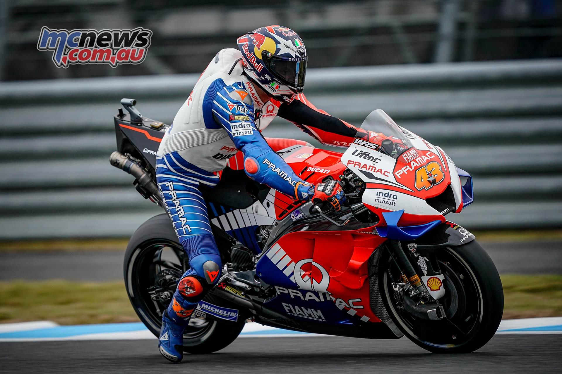 MotoGP Motegi Sat Miller