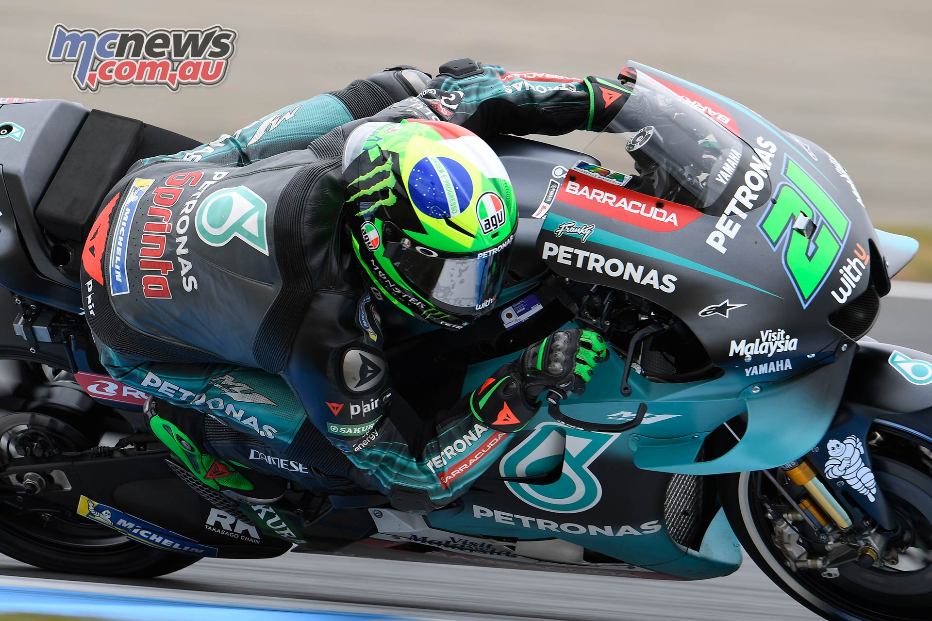 MotoGP Motegi Sat Morbidelli